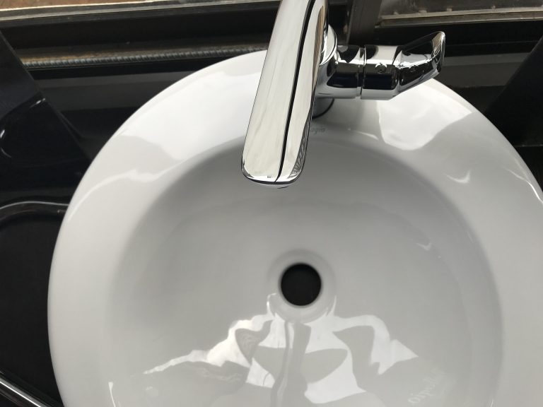 Sink fitting Leicester